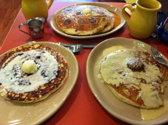 Snooze Boulder Pancakes