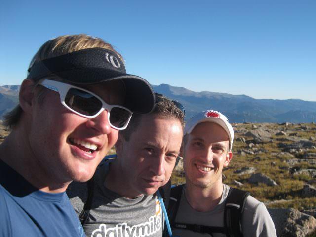 Luke, Andrew, Joel