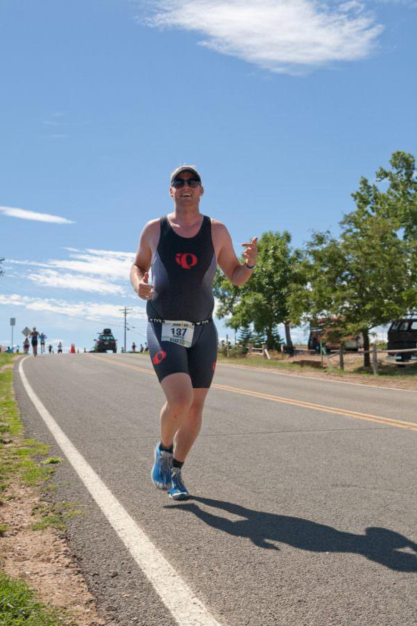 Ironman Boulder 2010 Run Start