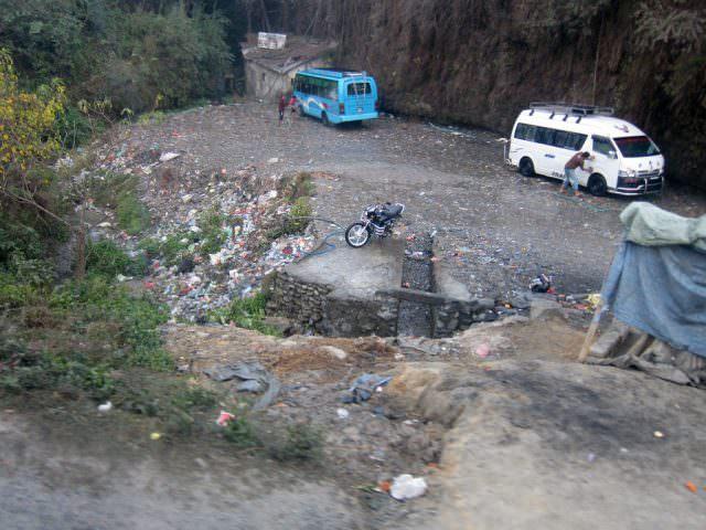 Nepal Roadside
