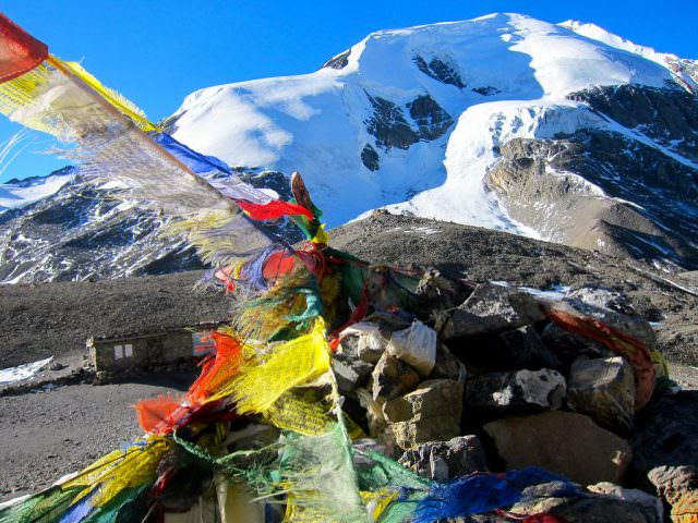 Throng La Pass Nepal Summit