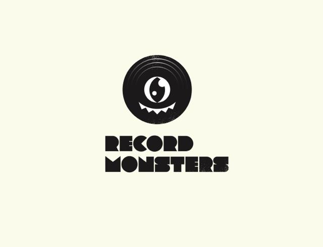 Record Monster Logo Original