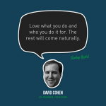 David Cohen Techstars Quote