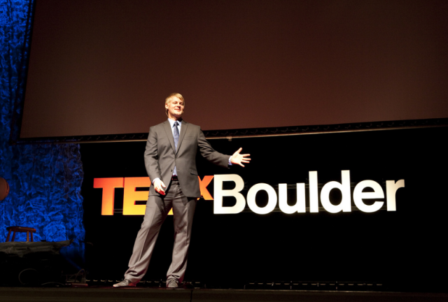 Andrew Hyde TEDxBoulder