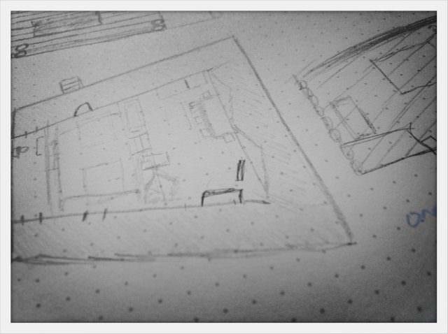 Minimal Log Cabin Plans