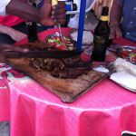 Beef Lunch in Kenya