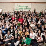 startup-weekend-organizers 2012