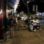 grant blakeman outside trident cafe
